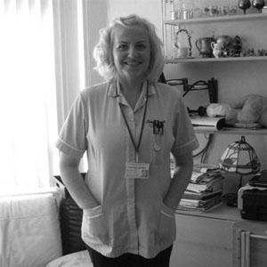 Managing Director Kristina