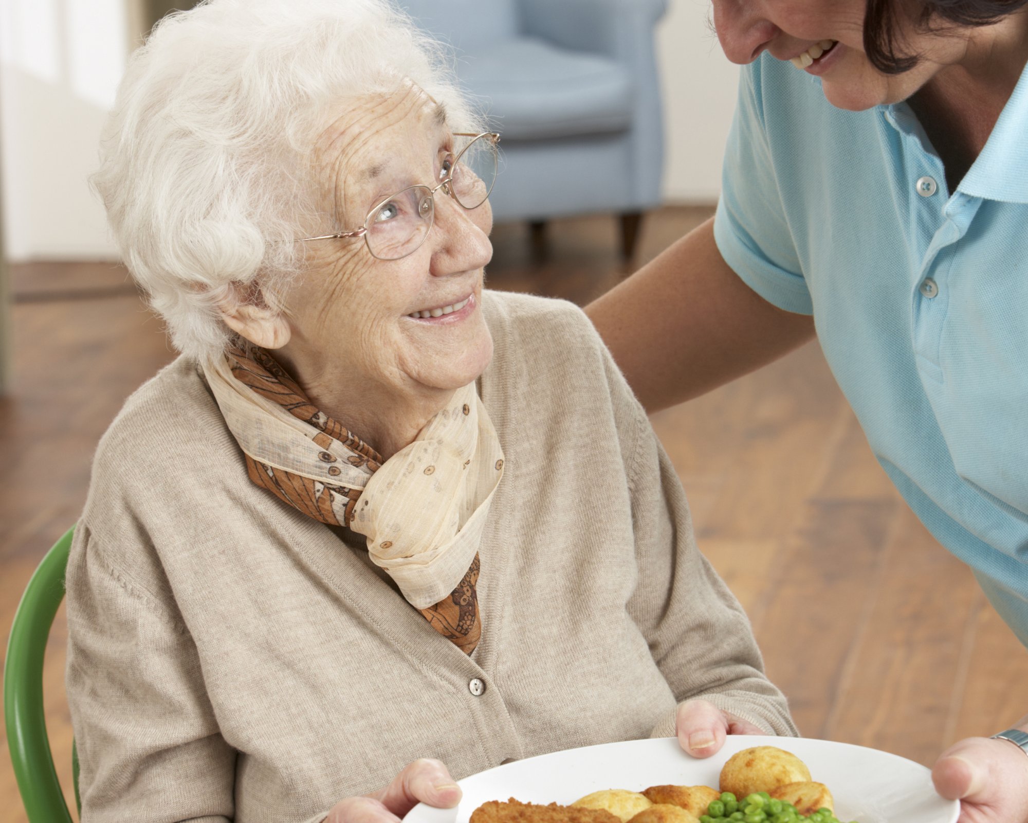 Live-in with dementia care