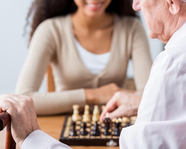 Elderly care chest